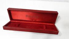 Bulova vintage scatola per orologi watch box donna