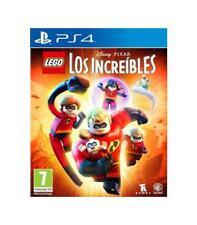 Juego Sony PS4 Lego los increibles