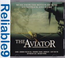 The Aviator Motion Picture Soundtrack & Score CD New not sealed-2005 Netherlands