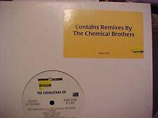 "Charlatans vs Chemical Brothers Dj 12"""