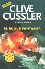 Clive Cussler Crime & Thriller Fiction Books in Spanish