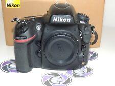 Nikon D800 Digitalkamera Gehäuse - 12 Monate Gewährleistung