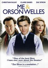 Me and Orson Welles [New DVD]