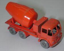 Matchbox Lesney No. 29 Foden Cement Mixer Grey Wheel oc13183