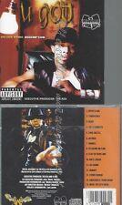 CD--U-GOD--GOLDEN ARMS REDEMPTION