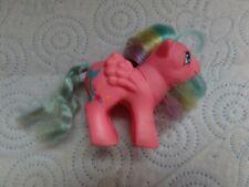 Mon petit poney My little pony G1 Rainbow Ponies bébé Brightbow China 1984
