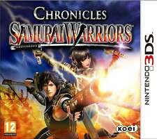 Samurai Warriors: Chronicles 3DS NUOVO ITA