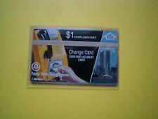 USA - Nynex Telefon COMPLIMENTARY CARD 1$ ungebraucht