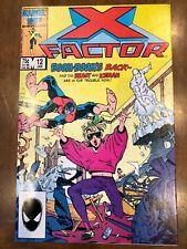 Marvel Comics X-Factor Issues 12-16 (1987) Excellent Copies