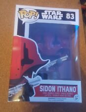 Funko 6582 Disney Star Wars SIDON ITHANO #83 POP Vinyl Bobble Head Force Awakens