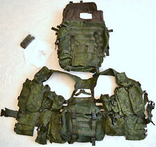 SALE 6SH116 MILIITARY RUSSIAN ARMY CHEST RIG TRANSPORT VEST DIGITAL MOLLE 6SH112