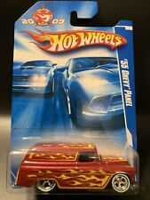 '55 Chevy Panel > Red > Hot Wheels > 2009 > Mail-In > New