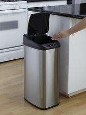 Cucina elettrica automatica Indoor MANI Touch Free Carta Straccia Spazzatura Polvere Bin BN