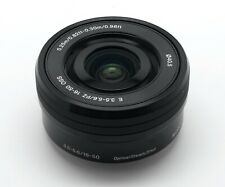 Sony E PZ 16-50mm f/3.5-5.6 OSS Optical SteadyShot Lens SELP1650