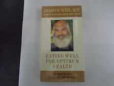 Andrew Weil - Eating Well for Optimum Health (VHS, 2000)