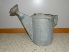 Vintage #12 Metal Watering Can with Spout