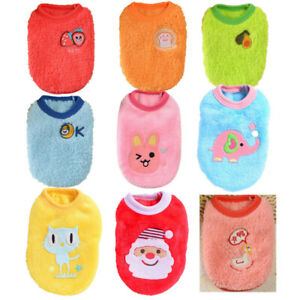 Teacup Pajamas Puppy Clothing Cat Dog Clothes Pet Coat Hoodie for Yorkie XXXS XS