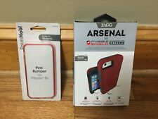 InvisibleShield iPhone 5C Screen Protector w/Arsenal Extreme Hard Case Bundle