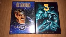 Babylon 5 The gathering y River of Souls DVD