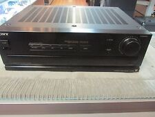 Sony TA-F606ES Integrated Amplifier - Excellent! - 80w/Channel Japan Made -Rare-