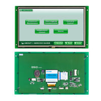"""10"""" TFT LCD Display Module with Controller+Program+Touch+UART Serial Interface"""