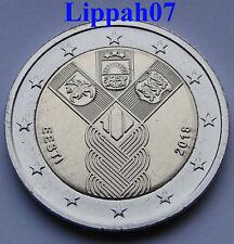 Estland speciale 2 euro 2018 Baltische Staten UNC