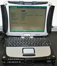 Panasonic ToughBook CF-19 MK1 Core 2 Duo 1.06GHz 2GB 60GB Laptop CF-19CGADBM