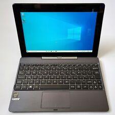 ASUS Transformer Book 2 in 1 Intel Atom 2GB 32GB eMMC Windows 10 Tablet Laptop