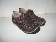 STRIDE RITE REGGIE TODDLER BOYS SHOES SANDALS size 10 M BROWN LEATHER CUTE
