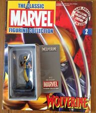 Marvel Classique Figurine Collection Issue 2 Wolverine pilote série