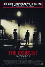 "THE EXORCIST (1973) Movie Poster [Licensed-NEW-USA] 27x40"" Theater Size"