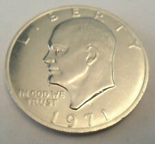 1971 D EISENHOWER DOLLAR COIN  **FREE SHIPPING**