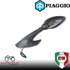 Specchietto retrovisore destro dx Nero omologato FAR Piaggio X9 Evolution