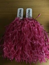 Uconn Pink Pom Poms (Set of 2)