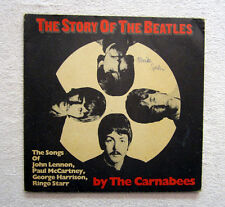 DLP / THE BEATLES / THE CARNABEES / THE STORY / RARITÄT /