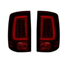 Recon 264336RBK LED Tail Lights For Dodge 2013-2017 Ram 1500 (Pair)