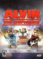 Alvin And The Chipmunks PC Games Windows 10 8 7 XP Computer kid action music