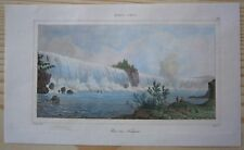 1837 print NIAGARA FALLS (#95)