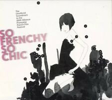 SO FRENCHY SO CHIC - French Film Festival Soundtrack 2009 - 2xCD