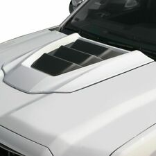 Fits 16-18 Sierra 1500 Air Design Custom Style Hood Scoop Satin Black GM28A01