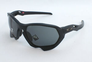 Oakley Plazma OO9019-0159 Sunglasses - Matte Black/Prizm Grey