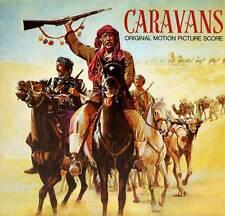 THEATER SOUNDTRACK LP CARAVANS MIKE BATT LONDON PHILHARMONIC