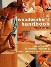 Woodworker's Handbook HB-RARE NEW COPY