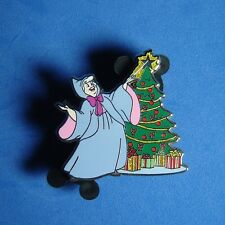Toys for Tots Disney Pin Fairy Godmother Le 500 Cinderella Dssh Dsf