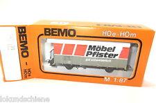 Bemo H0m 12 mm 2283 122  Ged. Güterwagen RhB Gb 5612 Pfister   OVP #4912