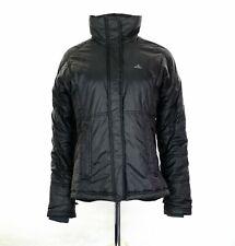 Women's Adidas Padded Jacket In Black   Size UK 10