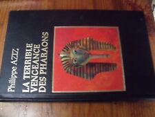 ?µ Ed Famot P.AZIZ La terrible Vengeance des Pharaons