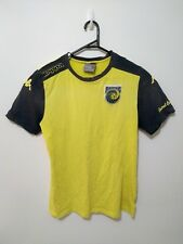 Central Coast Mariners Kappa Shirt Size M Home Jersey Short Sleeve Soccer Jersey