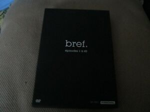 "DVD ""BREF - EPISODES 1 A 40"" serie Canal +"