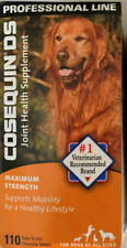 Nutramax Cosequin joint health supplement for dogs 110 soft chews